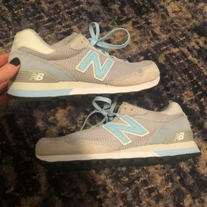 New Balance 515 Classic Sneakers Gently Worn